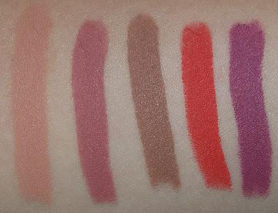 ColourPop Matte X Lippie Stix Haul