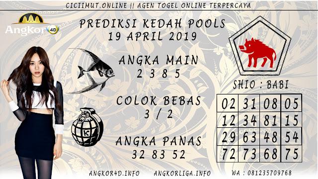 Prediksi Angka Jitu KEDAH POOLS 19 APRIL 2019