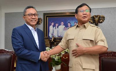 Nah Loh! Ternyata PAN Belum Resmi Dukung Prabowo Jadi Capres Pilpres 2019