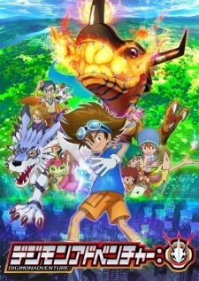 Digimon Adventure (2020) Capítulos