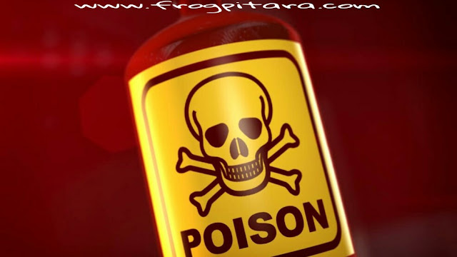Top 10 Most deadly poison for humanity in hindi