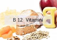 B12 Vitamini Fotoğrafı