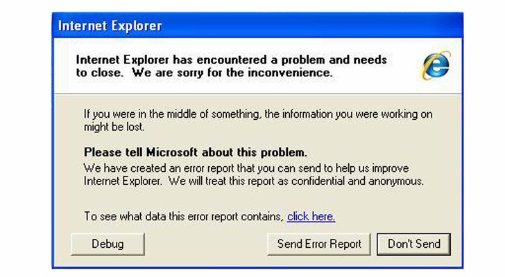 Windows Error Crash Reports or Treasure of Zero-Day vulnerabilities for NSA?