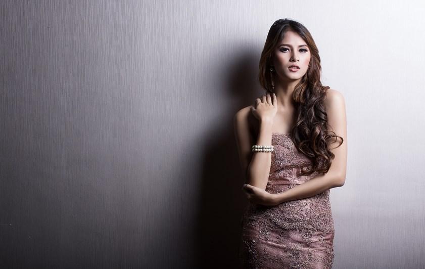 Foto model Cinta Rarung