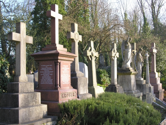 Association Of Significant Cemeteries Of Europe: Highgate