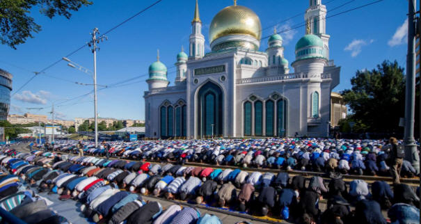 Mufti Rusia: Islam Eksis di Rusia Lebih dari Seribu Tahun