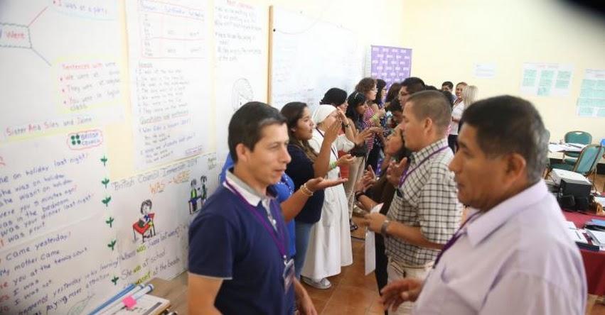 Agencia Andina hablará sobre enseñanza del inglés en colegios públicos