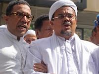 Polda Jabar Tetapkan Habib Rizieq Sebagai Tersangka Penistaan Pancasila