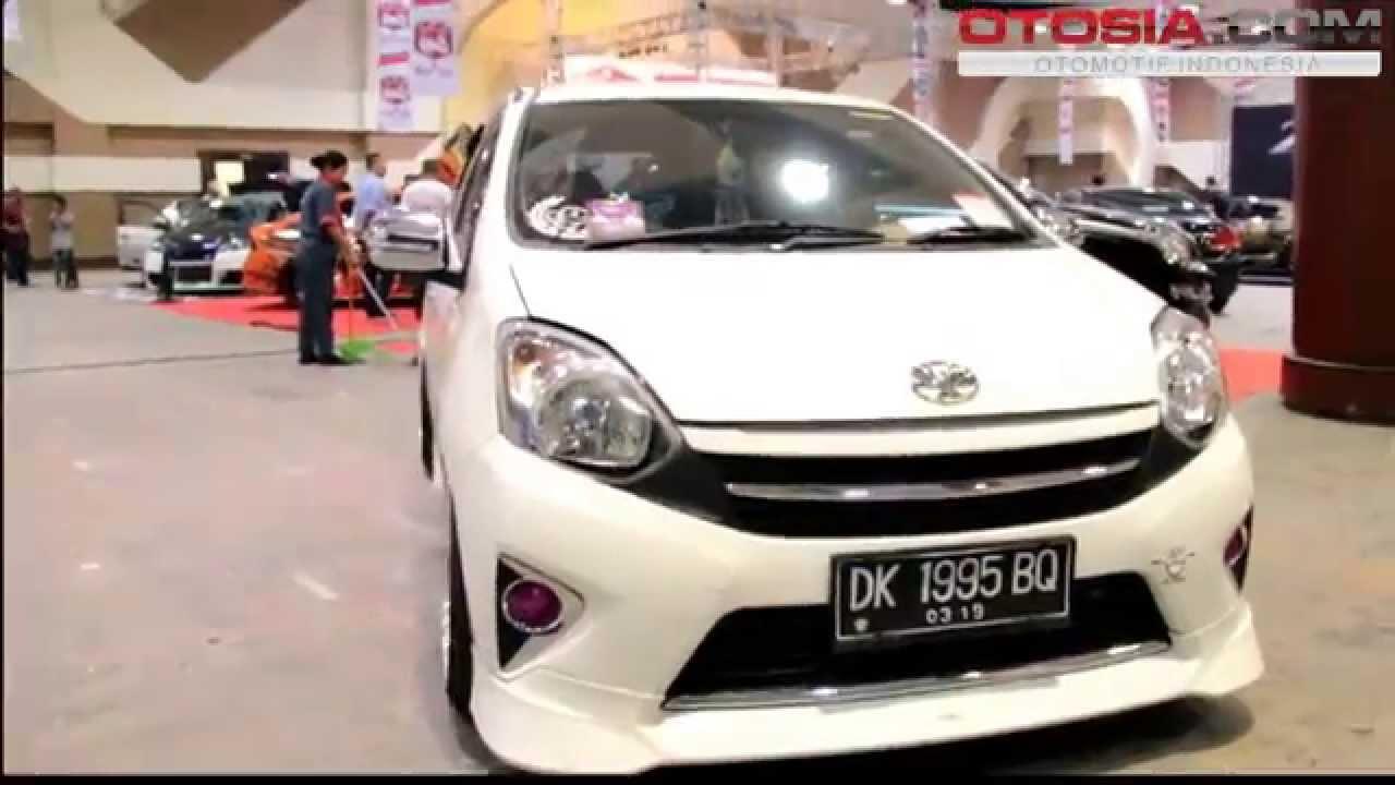 Modifikasi Mobil Agya Terbaru Trd S G E Ayla Bagian Dalam Luar Warna