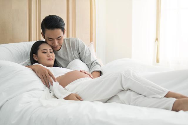 Tips Untuk Posisi Seks Yang Aman Saat Sedang Hamil