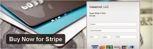 Buy Now for Stripe WordPress plugin