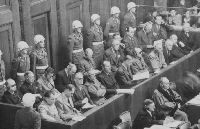 Nuremberg trial Third Reich graves worldwartwo.filminspector.com