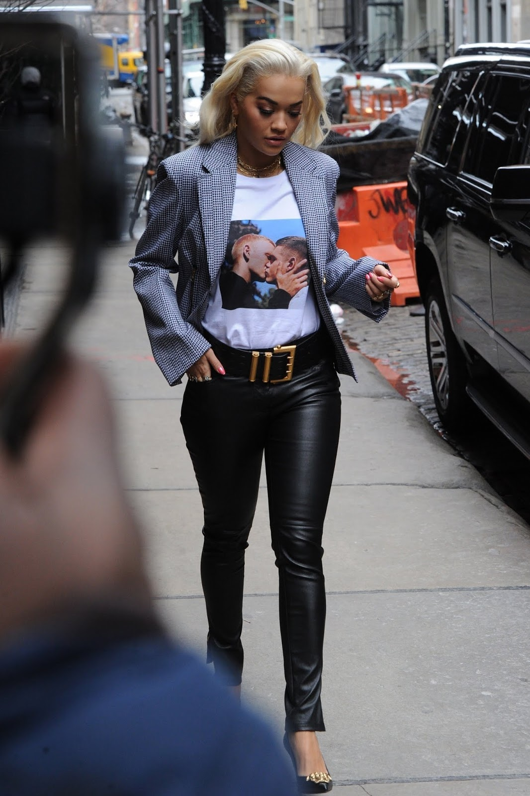 Rita Ora - Out in New York City - 02/13/2019