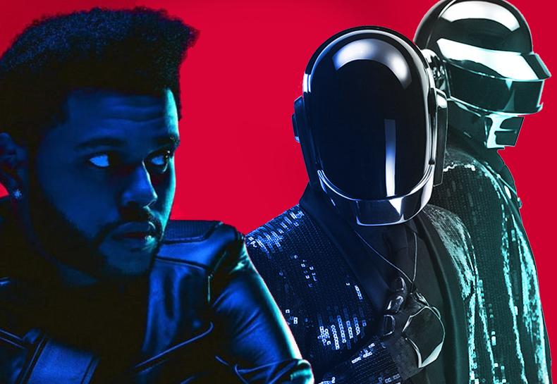 """The Weeknd libera debut single de seu novo álbum, """"STARBOY"""", faixa em parceria com o Daft Punk!"""