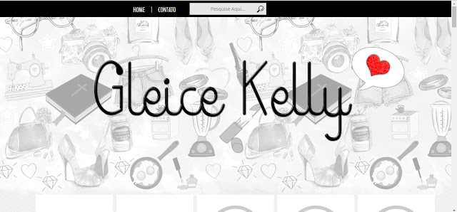 Layout: Gleice Kelly