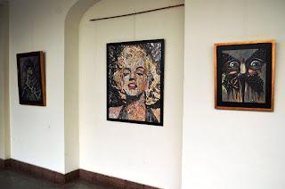 Exposição temática da Soarte sobre cinema na Galeria Sami Mattar
