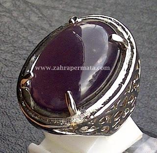 Batu Permata Lavender Baturaja - ZP 381