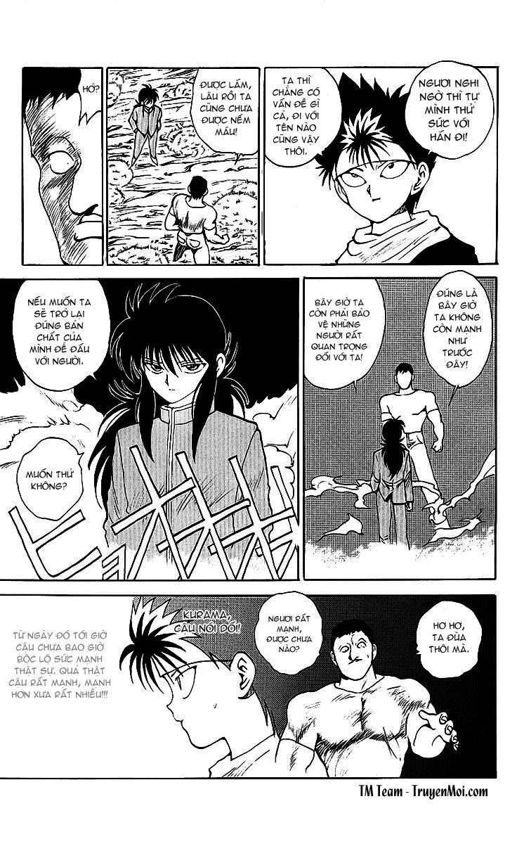 Hành trình của Uduchi chap 082: hồ ly kurama thức giấc! trang 5