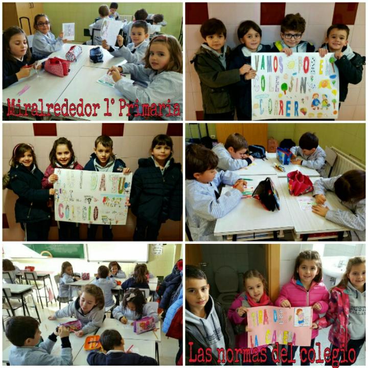 Agustinas Valladolid - 2017 - Primaria 1 - Mi Barrio - Miralrededor 1