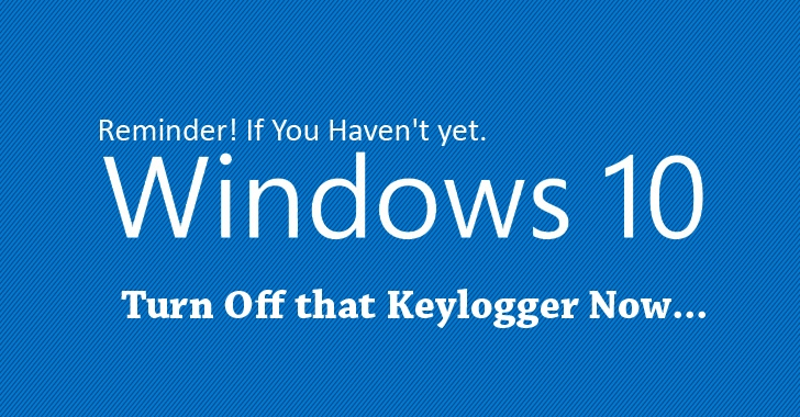 Kevin's Security Scrapbook: Microsoft Makes Windows 10 Automatic