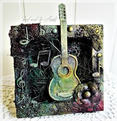 Muzyczny shadow box