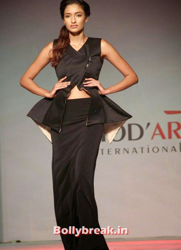 Mod'Art International Fashion Institute's Fashion Show, Hazel Keech, Shamita Singha at Mod'Art International Fashion Institute's Fashion Show