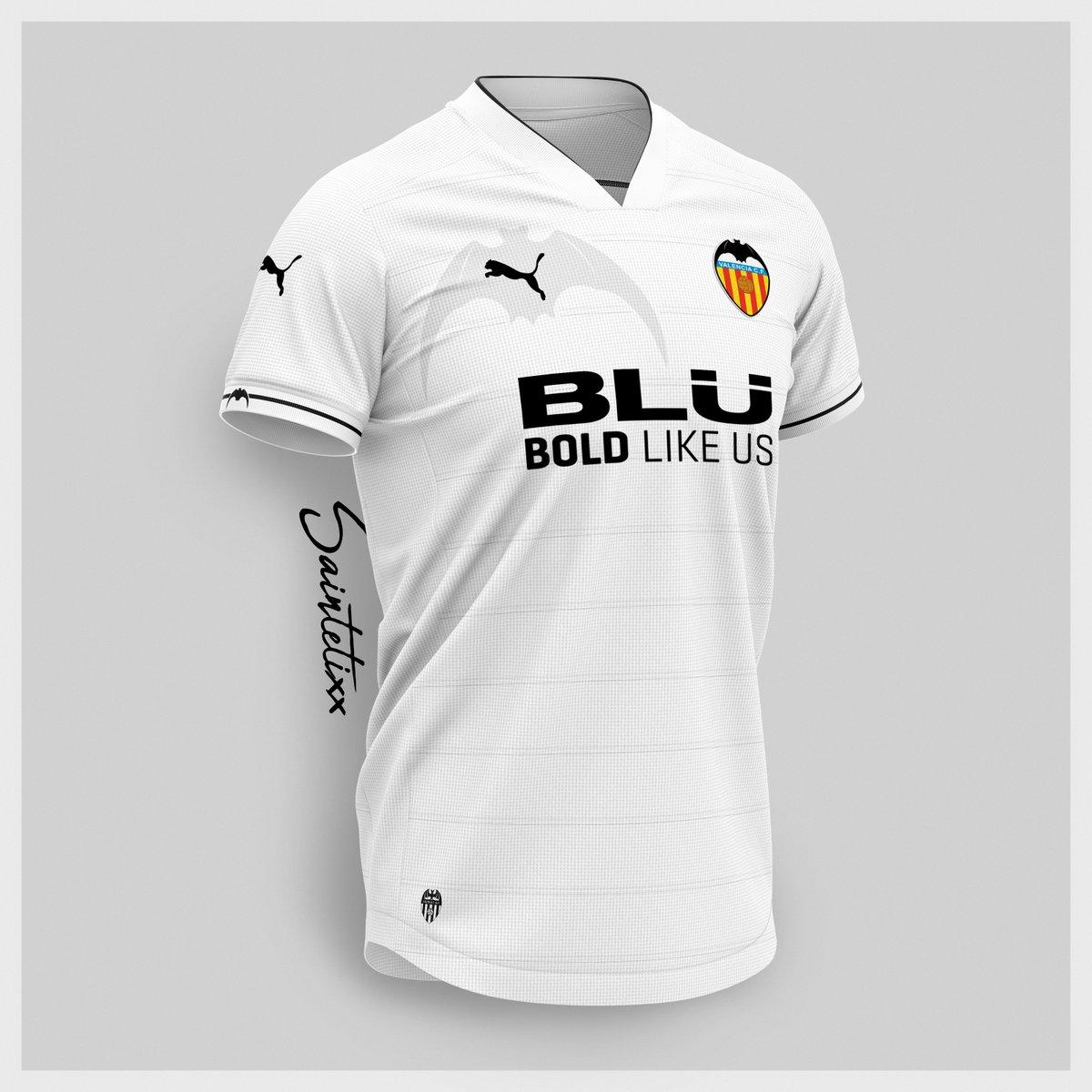 new arrival be366 999f9 No Leak Yet - Puma Valencia 19-20 Home, Away, Third ...
