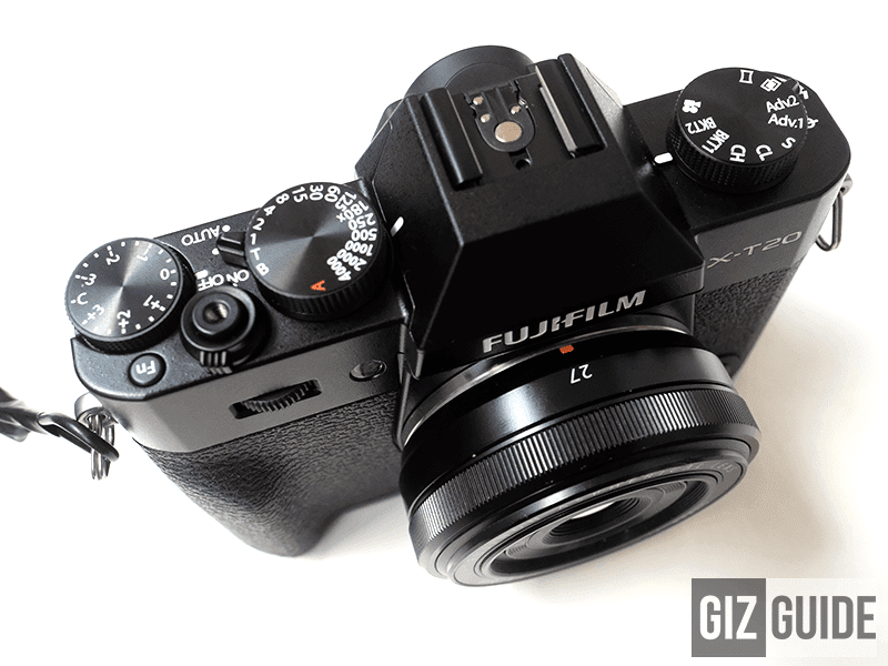 The new X-T20