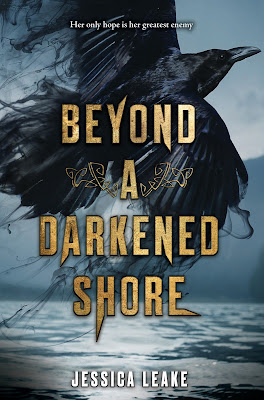 Beyond a Darkened Shore by Jessica Leake cover