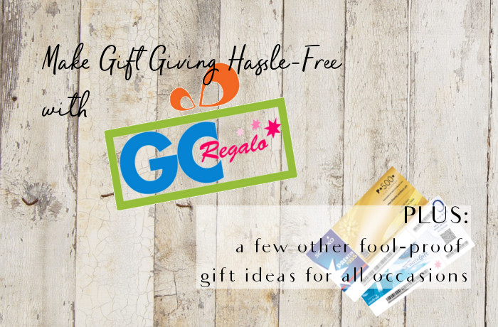 Make gift giving hassle free with gc regalo city lights and i really enjoy choosing gifts because i love the challenge of finding the perfect gift for each person if you know a person well enough or at least have negle Choice Image