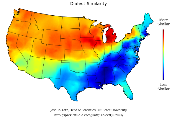 autist's corner what is your regional dialect of american