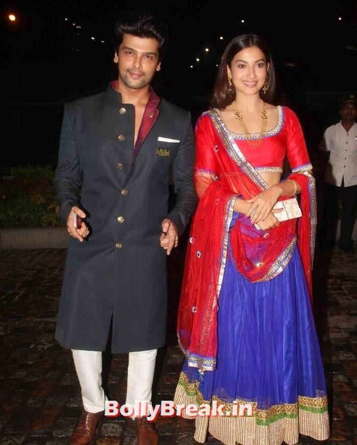 Kushal Tandon, Gauahar Khan, Nikitin Dheer, Kratika Sengar Wedding Pics