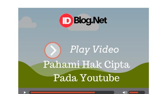 Hak Cipta Youtube