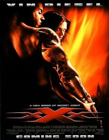 Poster Of xXx 2002 Dual Audio 450MB BRRip 720p ESubs HEVC Free Download Watch Online downloadhub.net