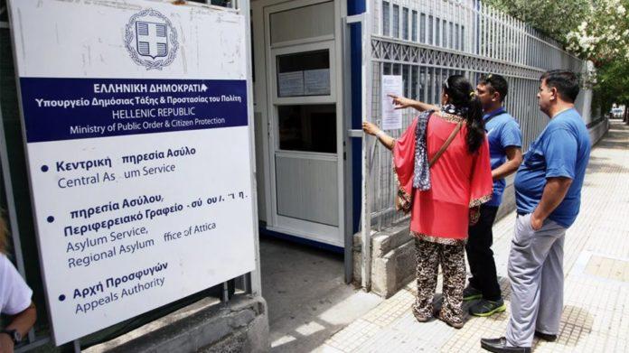 Η Υπηρεσία Ασύλου αναγνωρίζει κατάληψη ως νόμιμη διεύθυνση αλλοδαπών!