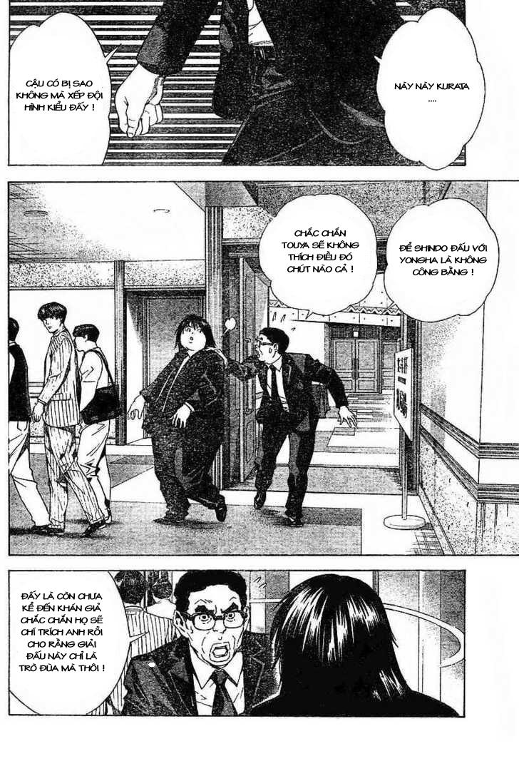 Hikaru No Go hikaru no go chap 184 trang 8