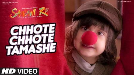 Chhote Chhote Tamashe New VIDEO SONG 2016 Sanam Re Pulkit Samrat and Yami Gautam