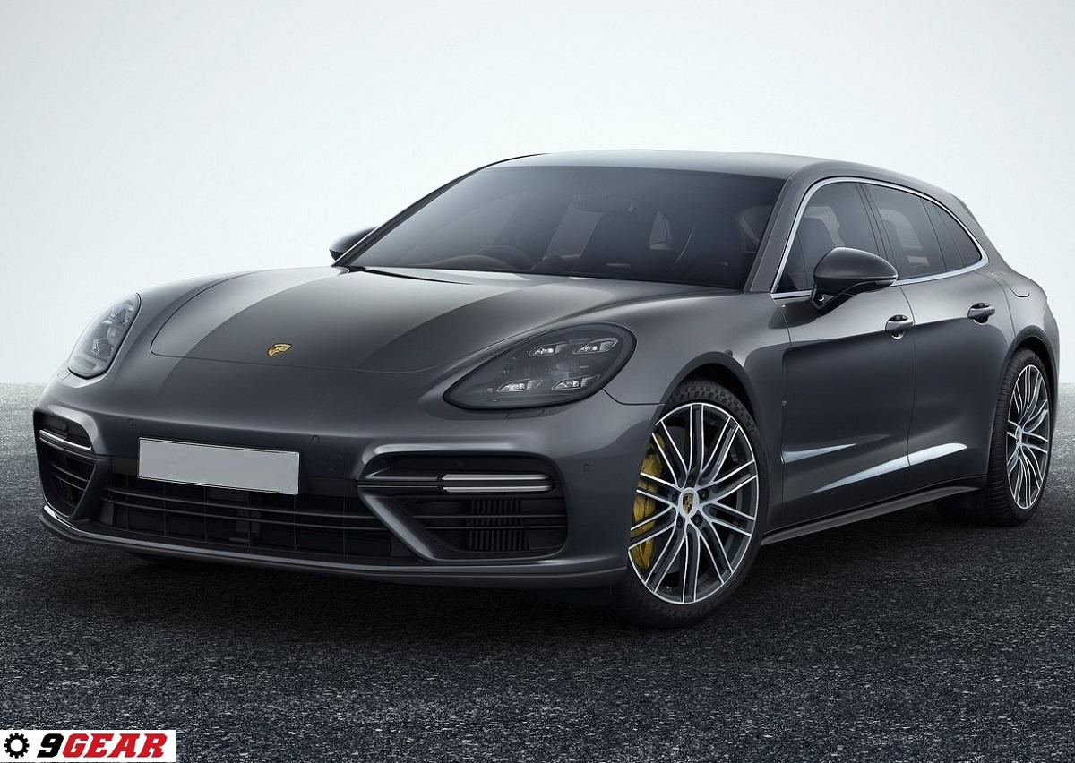 Porsche Panamera Sport Turismo Sport Turismo Expands The