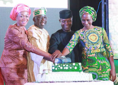 tinubu 64th birthday party