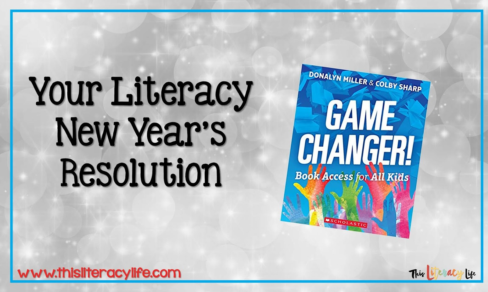 It's never too late to change your students' reading habits! Finding new ways to help our students love reading is easy with this amazing book by Donalyn Miller and Colby Sharp.