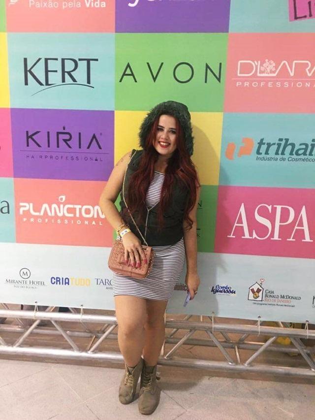 Phany Pinheiro, blo da phany, ruiva, look do dia, look of the day, blogueira brasileira, 2017, 2018, 2019 , ebsa , ebsa7 , evento de blogueiras, encontrinho com blogueiras famosas,