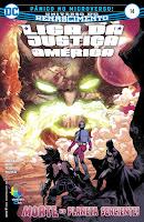 DC Renascimento: Liga da Justiça da América #14