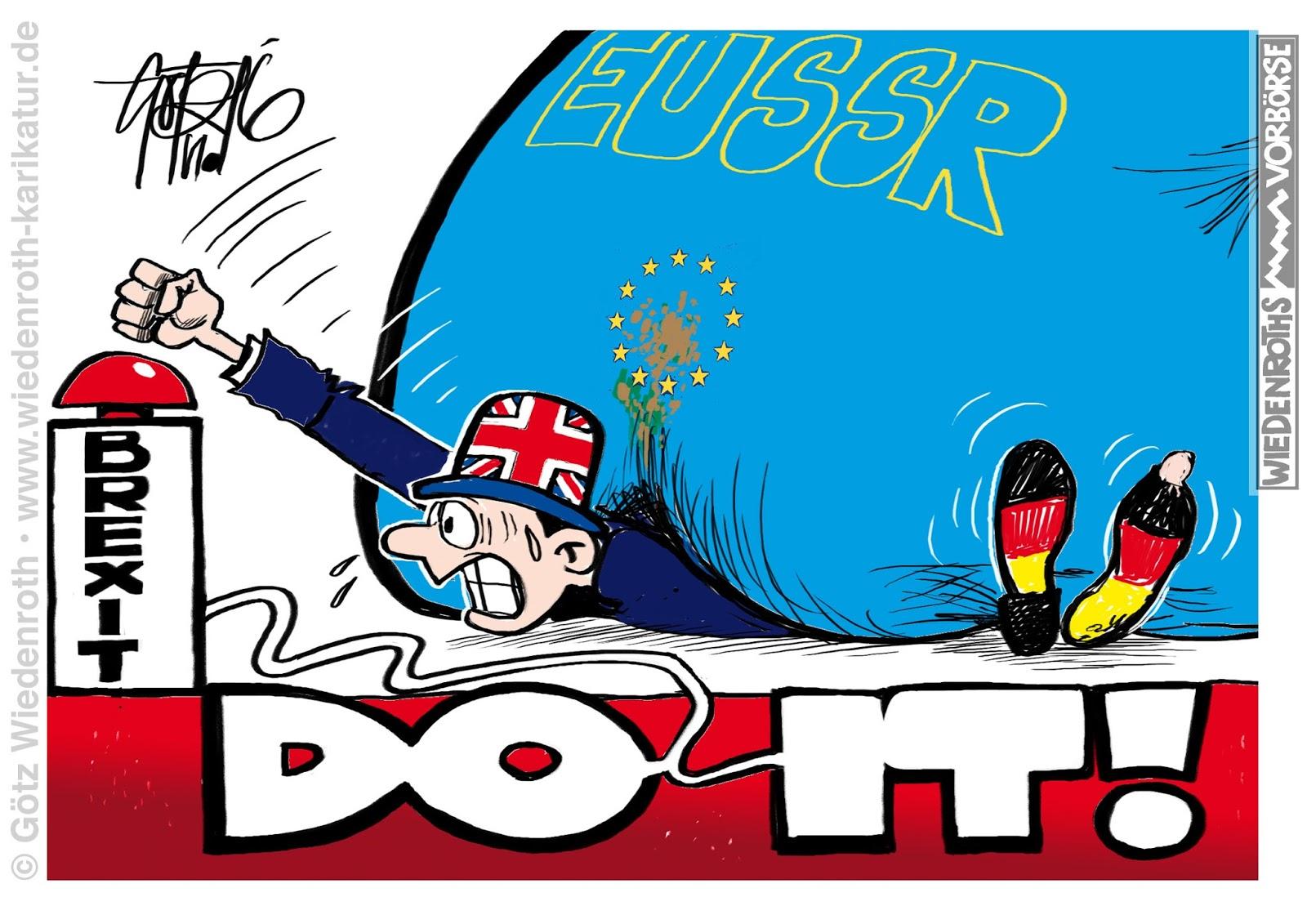 Der Brexit-Betrug: Die Demokratie steht auf der Kippe