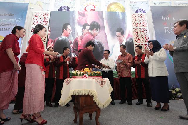 RSMH Palembang Raih Akreditasi JCI
