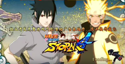Naruto Senki Mod Ninja Storm 4 Shinobi Legends APK
