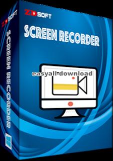 ZD Soft Screen Recorder 10.1.1 + Portable [Full Keygen] โปรแกรมบันทึกภาพหน้าจอ