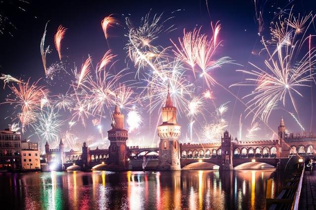 Ano Novo em Berlim