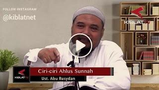[Video] Mengenal Ahlus Sunnah wal Jama'ah