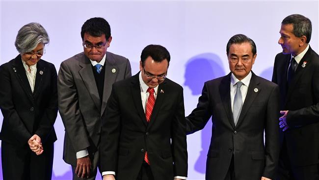 Philippine capital  Manila hosts high-level talks on North Korea