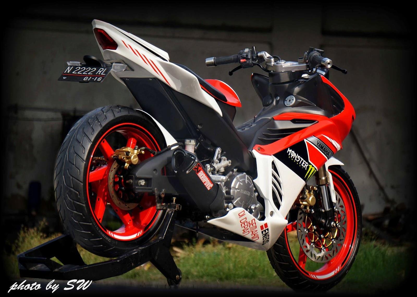 Harga Cover Set Yamaha Tzm